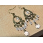 Drop Earrings Victorian Vintage Drop Jewelry Classical Feminine Style