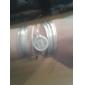 relógio vertente multi-projeto bracelete das mulheres