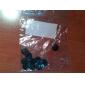 substituição tampas joystick para PSP 1000 (10-pack, preto)