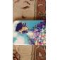 Para Capinha iPhone 5 Estampada Capinha Capa Traseira Capinha Balões Rígida PC iPhone SE/5s/5
