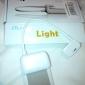 3W LED lumière pour lire ebook Kindle eReader coin kobo avec le paquet