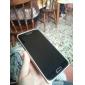 For Samsung Galaxy Case Shockproof Case Bumper Case Solid Color Aluminium Samsung S5