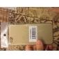 Pour Coque iPhone 6 Coques iPhone 6 Plus Dépoli Coque Coque Arrière Coque Couleur Pleine Dur Polycarbonate pouriPhone 6s Plus/6 Plus