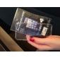 Чехол для iPhone 5/5S, прозрачный, ультратонкий