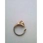 Женское, симпатичное кольцо в форме мышки (случайный цвет)