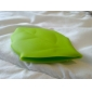 1Pc Portable Leaf Style Pocket Cup  Environmental Green Carry Cup