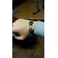 Муж. Кожаные браслеты Уникальный дизайн бижутерия Мода Нержавеющая сталь Кожа Бижутерия Бижутерия Назначение Повседневные Спорт