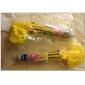 Автоматическая шариковая ручка, 10 цветов (случайный цвет)