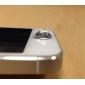 cristal de diamant toophone® joyland 3,5 mm circulaire autocollant de bouton pour l'iphone et Samsung