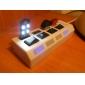 Осветительная панель 4 светодиоды SMD 2835 Холодный белый 6000lm 6000KK DC 12V