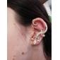 Earring Ear Cuffs Jewelry Women Wedding / Party / Daily / Casual Alloy / Zircon