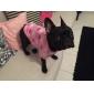 Кошка Собака Толстовка Одежда для собак На каждый день Цветы Розовый