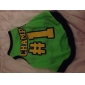 Dog Shirt / T-Shirt Jersey Dog Clothes Breathable Letter & Number Costume For Pets