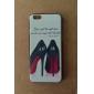 Для Кейс для iPhone 6 / Кейс для iPhone 6 Plus С узором Кейс для Задняя крышка Кейс для Соблазнительная девушка Твердый PCiPhone 6s