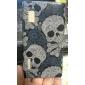 Cool Skull Pattern Hard Case for LG Optimus L5 E612