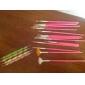 Набор для дизайна ногтей, 15 кисточек + 5 предметов
