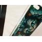 Футляр Ретро мультфильм Pattern Кот ПК для iPhone 5C