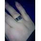 Жен. Кольца для пар Обручальное кольцо Любовь Свадьба Нержавеющая сталь В форме сердца Бижутерия Назначение Свадьба Для вечеринок День