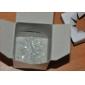 E14 6W 48x2835SMD 580-650LM 5800-6500K Природный белый свет светодиодных шарика пятна (110-240В)