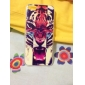 Hard Case PC Roaring Motif Tigre pour iPhone 5C