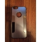 Plated Pattern Metal Back Cover for iPhone 6 (Assorted Color)