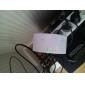 Propagador de Sinal WiFi Extensor de Sinal Sem Fio com Função WPS 300Mbps Wireless 802.11N 110-230V com Plug US