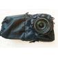 HighPro résistant au froid chaud de protection housse de pluie manches simples Conçu pour appareils photo-Noir