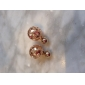 Earring Stud Earrings Jewelry Party / Daily / Casual Alloy Gold / Silver