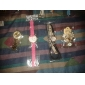 Homme Chaînes & Bracelets Bracelets en cuir Cuir Forme de Cercle Forme Géométrique Bijoux Pour Sports