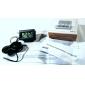 아쿠아리움 어항 디지털 온도계 TL8009 블랙 케이블 길이0.8m