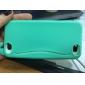 lovely baleia silicone caso de volta suave para iPhone 4 / 4S / 5 / 5s / 5se