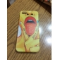 Hand Holding Red Tongue Pattern TPU Soft Case for iPhone 5/5S