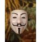 Masque Glow-in-dark de V pour Vendetta (Blanc)