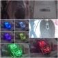 usb jeu filaire souris 2400 dpi 6d avec coloré led lumineuse