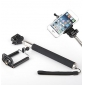 Monopod For Action Camera Gopro 5 Others Stainless Steel