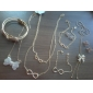 Women's Pendant Necklaces Alloy Fashion Jewelry For Party Daily Casual
