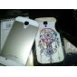 Mise en veille automatique / réveil Special Design Lucarne Design Cuir de corps pour Samsung Galaxy i9500 S4