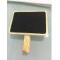 hermoso diseño de mini pizarra de madera (PC 1)