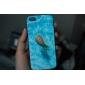 caso duro iphone 7 mais abacaxi padrão para iPhone 5 / 5s