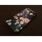 caso difícil padrão de flores para iPhone 5 / 5s