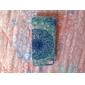 지르콘 아름다운 꽃 패턴 좋은 느낌은 아이폰 5 / 5 초에 사건을 다시 엠보싱