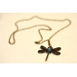 Necklace Pendant Necklaces Jewelry Daily Fashion Alloy / Gem Bronze 1pc Gift