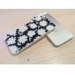 Pour Coque iPhone 5 Motif Coque Coque Arrière Coque Fleur Dur Polycarbonate pour iPhone SE/5s/5