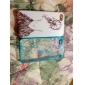 Coque pour iPhone 4/4S, Motif Papillon sur Fleur