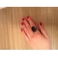 Ring Party / Daily / Casual Jewelry Alloy / Resin Women Statement Rings Gold