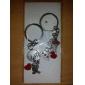 noivo e noiva chaveiro de metal em forma (1 par)
