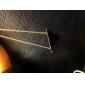 Femme Mode Pendentif de collier Acrylique Alliage Pendentif de collier , Quotidien