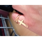 Metal Cross Ring(Assorted Color)