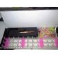 BaoGuang®Rainbow Color Loom Bands Set (600pcs Rubber Bands,1 Pak S Clips , 1 Hook,1Looms