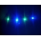 3W E14 GU10 Lâmpadas de Foco de LED MR16 1 LED de Alta Potência 150 lm RGB K Controle Remoto AC 85-265 V